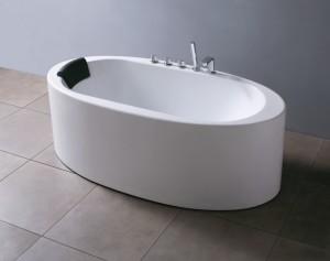 bathtub, clean, porcelain, tub