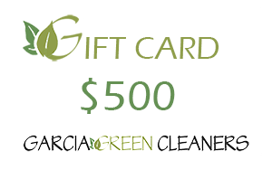 Garcia Green Cleaners Gift Card